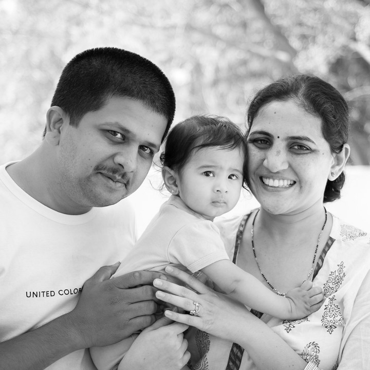 Baby Photography Pune | Sharveen