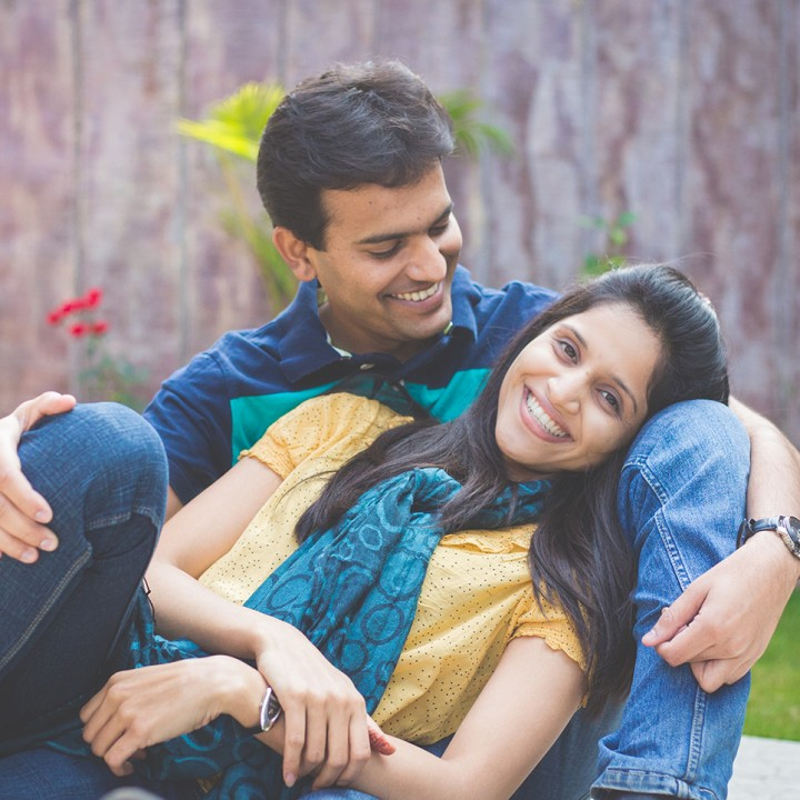 Pre wedding photographer Pune | Sneha & Vinay | Girish Joshi