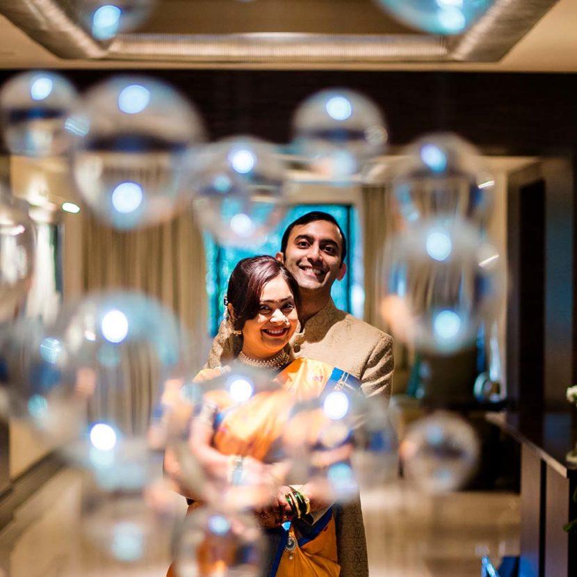 taj vivtanta blue diamond wedding pune photographer