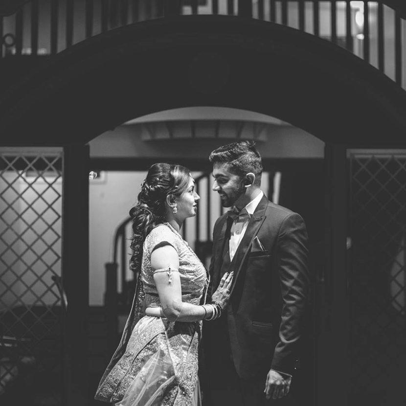 Sameera & Geet's Marathi wedding at Garden court Pune
