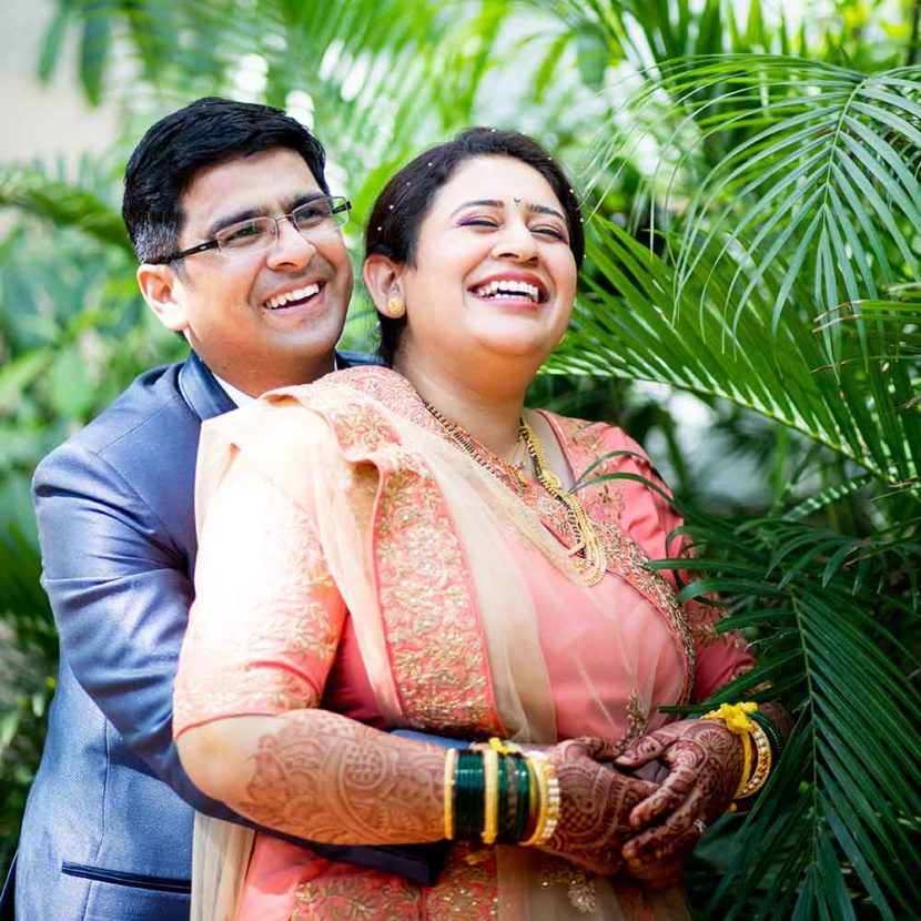 Nandita & Amol's Marathi wedding at Vishnukrupa Pune