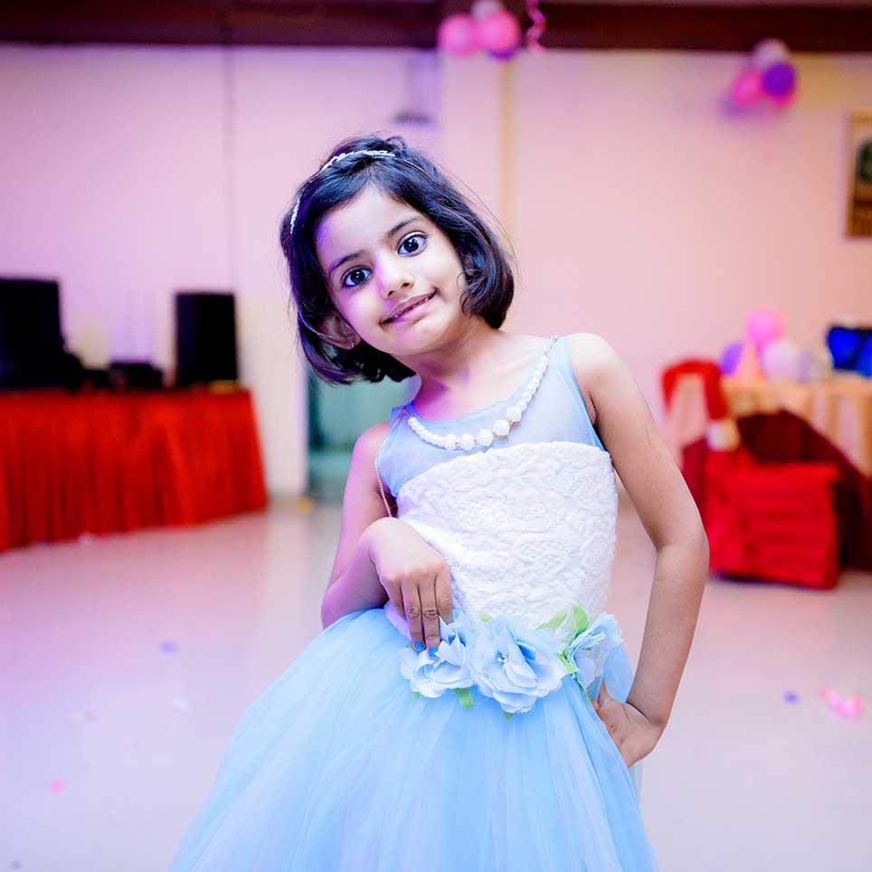fifth birthday party photographers in pune