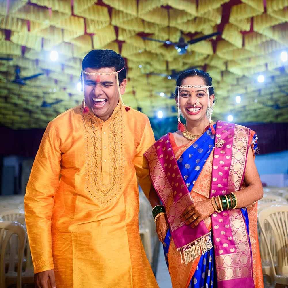 wedding photographers in dapoli neha & rohan wedding in dapoli feature