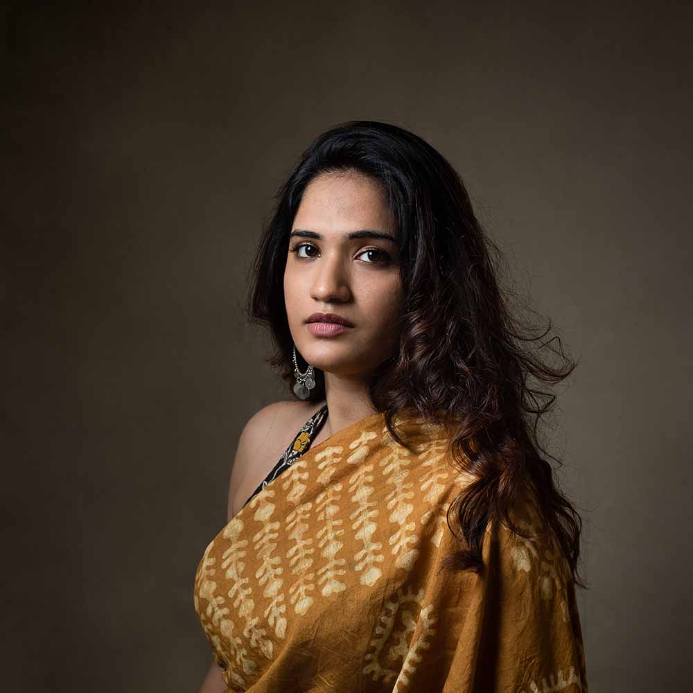 Arpeeta actress portrait photography feature